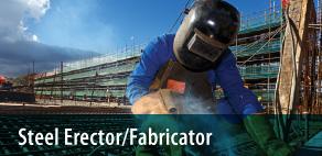 Steel Erector / Fabricator Hazards & Controls