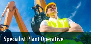 Specialist Plant Operative Hazards & Controls