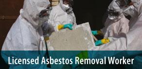 Licensed Asbestos Removal Worker Hazards & Controls RPE